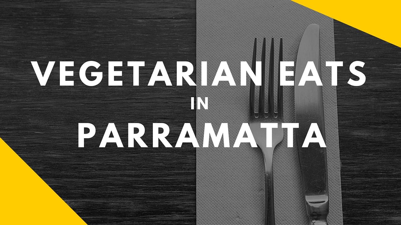 vegetarian parramatta