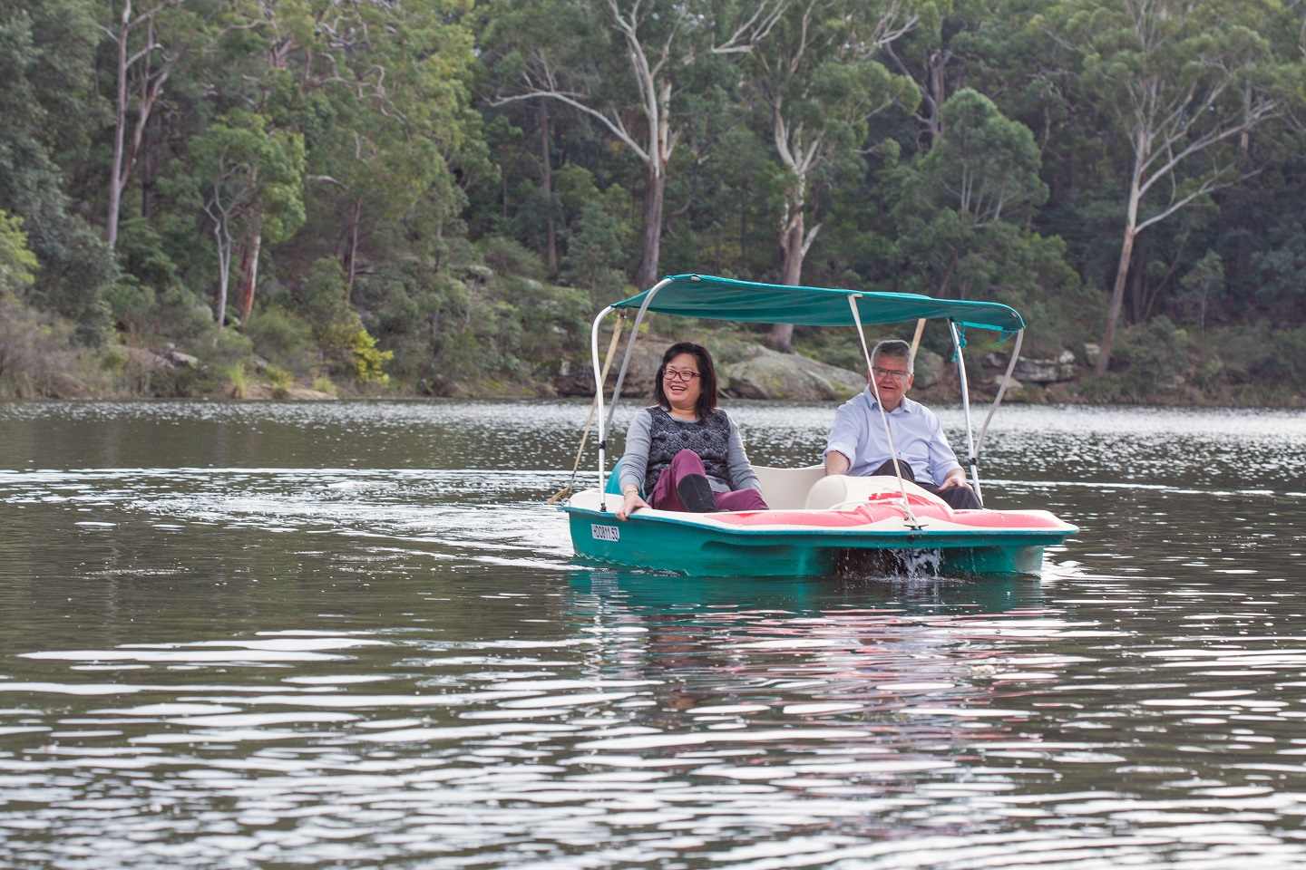 Lake Parramatta - Parramatta Rowboats Hire - Photo Katrina James
